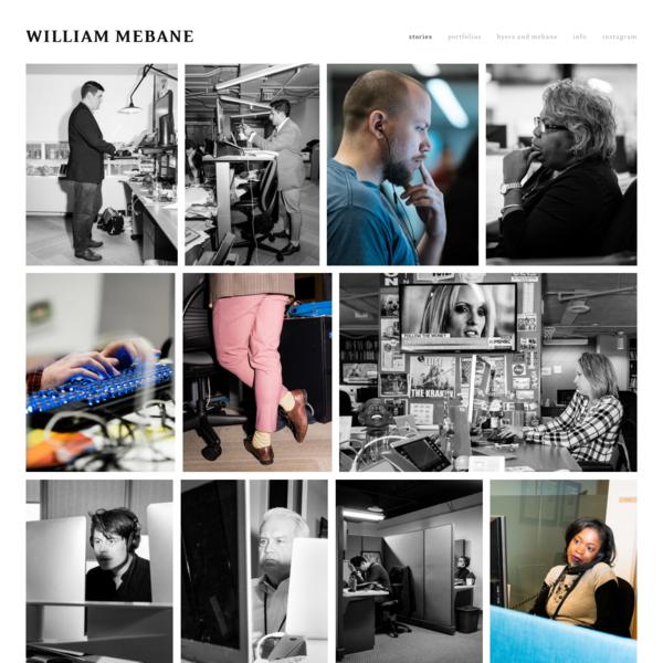 William Mebane