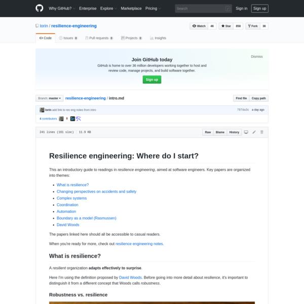 lorin/resilience-engineering
