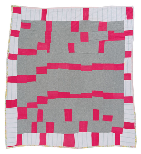 Quilt of Gee's bend