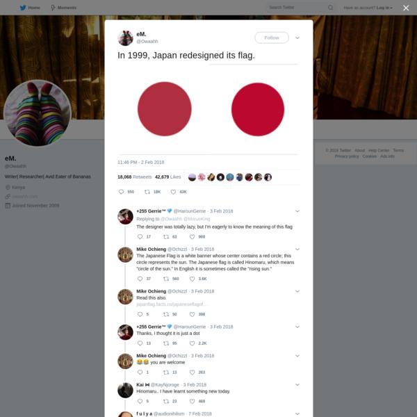 eM. on Twitter