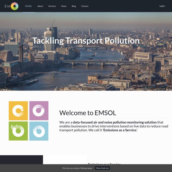 Emsol - Emissions as a Service