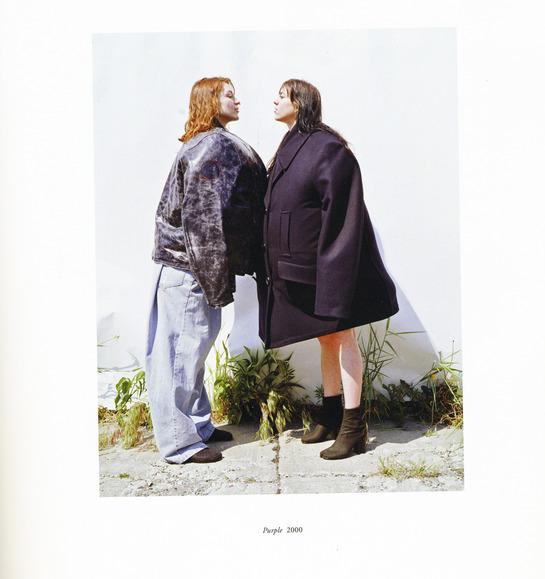Mark Borthwick / Margiela / Purple Magazine / 2000