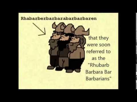 Rhabarberbarbara -- English Subtitles