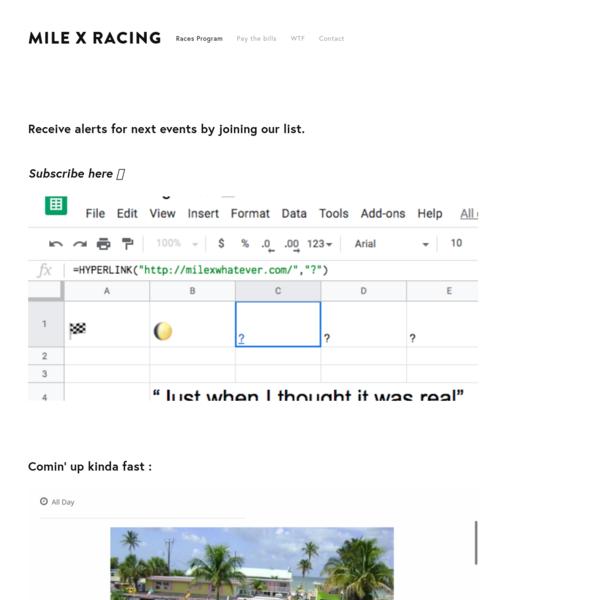 MILE X RACING
