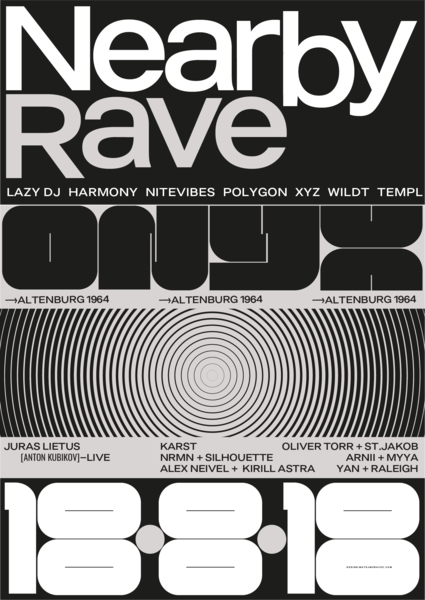 Nearby Rave
