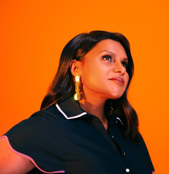 mindy kaling photograph by mamadi doumbouya