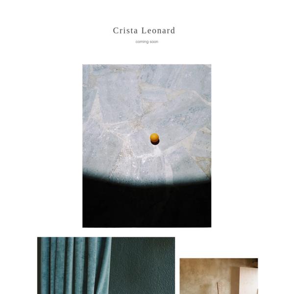 crista leonard