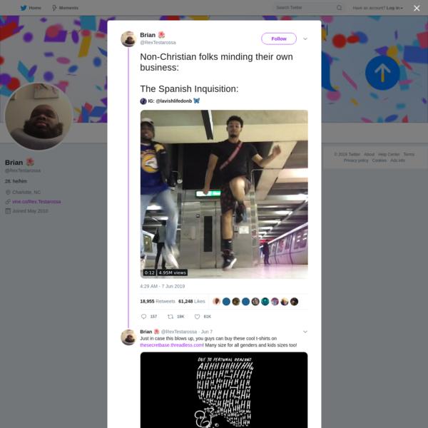 Brian 🌺 on Twitter