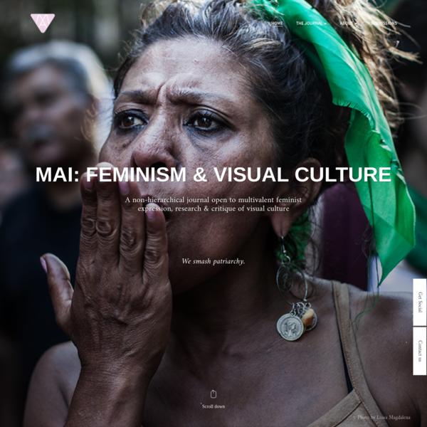 MAI: FEMINISM & VISUAL CULTURE