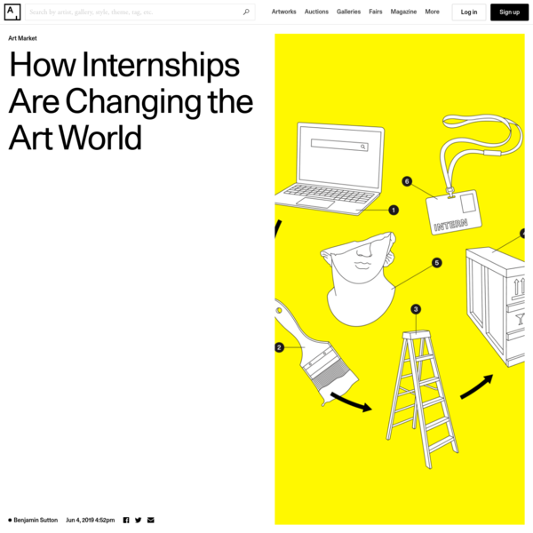 How to Get an Internship in the Art World
