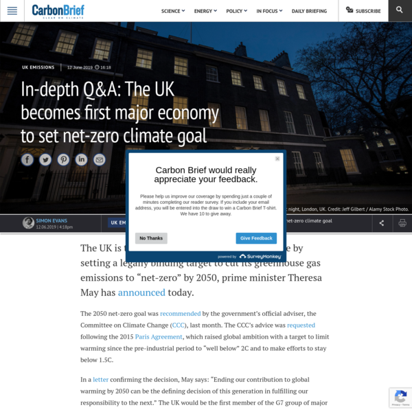 In-depth Q&A: The UK becomes first major economy to set net-zero climate goal