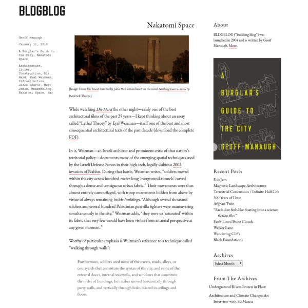 Nakatomi Space – BLDGBLOG