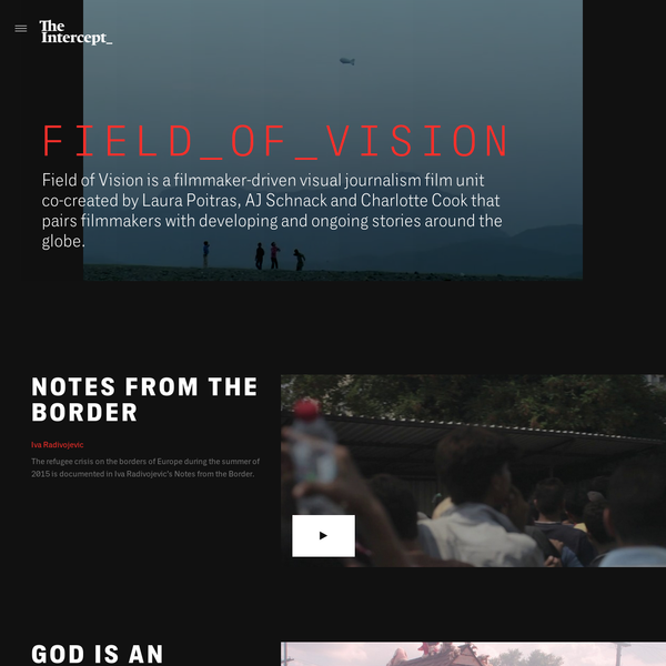 Field of Vision - The Intercept