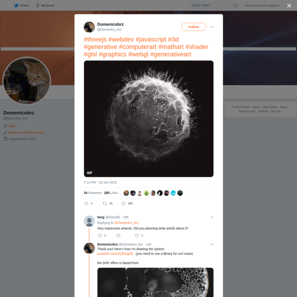 Domenicobrz on Twitter