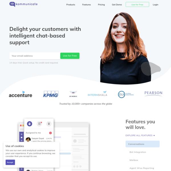 Human + Bot Hybrid Customer Support Software | Kommunicate