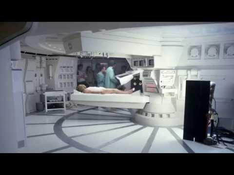 Alien: Nostromo Medical Bay Ambient Sound For 12 Hours