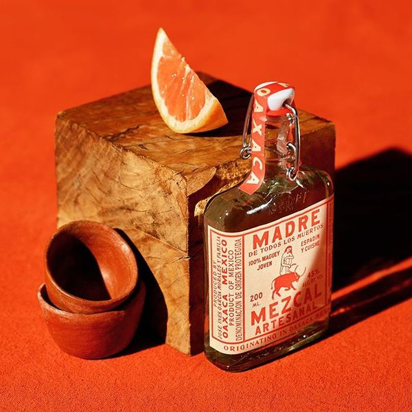 Rest assured that the world is on your side and there is enough Mezcal for tomorrow. Madre Mezcal 200ML Hip Flask ~ availabl...