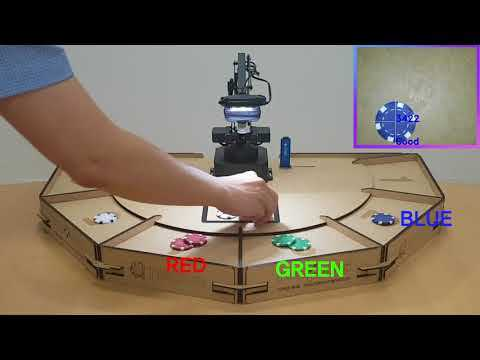 Automatic Object Classification