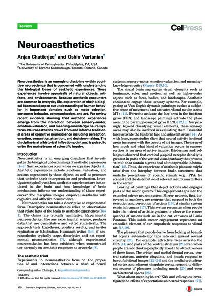 chatterjee_vartanian_2014_neuroaesthetics.pdf