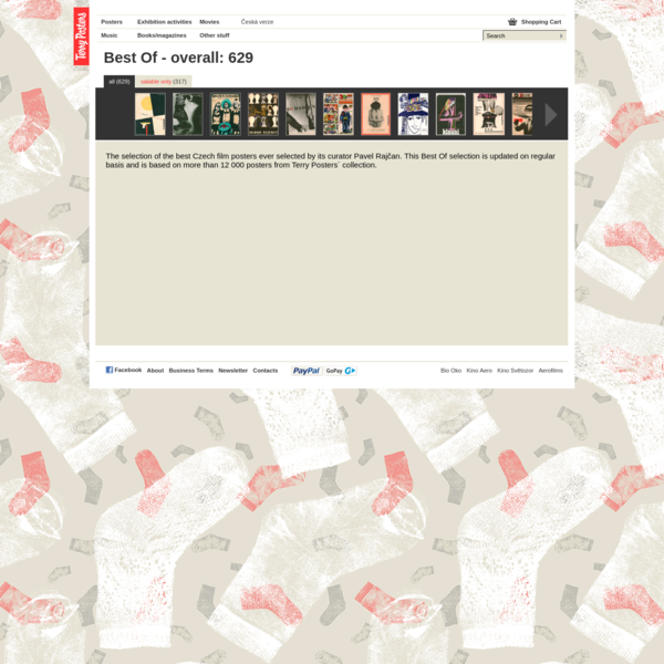 Best Of - Shop Terry posters - movie posters, books/magazines, movies, music, clothes
