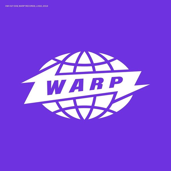 Warp Records, Logo, 2019. In correlation with their 30 year anniversary @warprecords asked @hellome.studio to carefully redr...