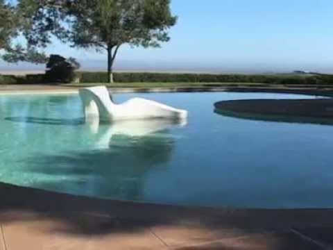 Lawrence Halprin Projects: Donnell Garden as Modern