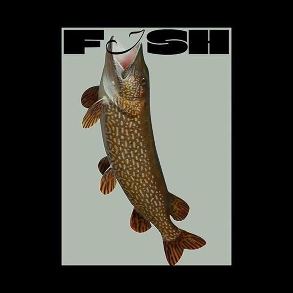 Pascalie Hugo @hugo_pascalie #posterjam #fishing . . . #poster #affiche #plakat #graphicdesign #design #posterchallenge #vis...
