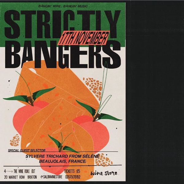 The Strictly Bangers poster series has finished for the year! @salonwinestore If you bought the studios new book, you can se...