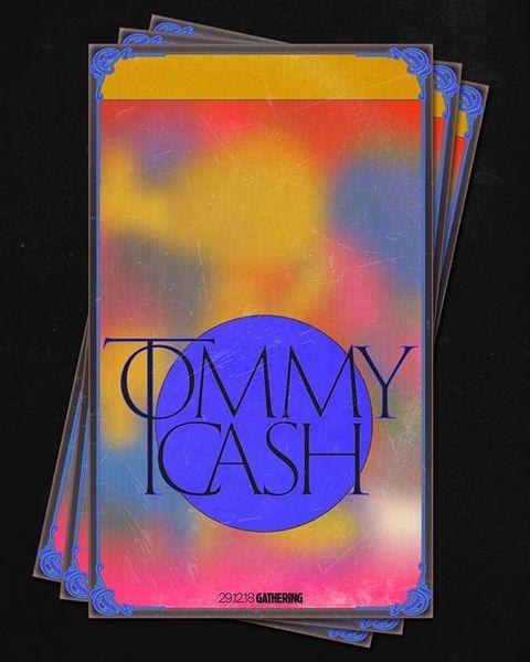 🃏 @tommycashworld 🃏 more Tarot to come, make a wish ✨ Tommy Cash live @ Saku Suurhall, Tallin, Estonia