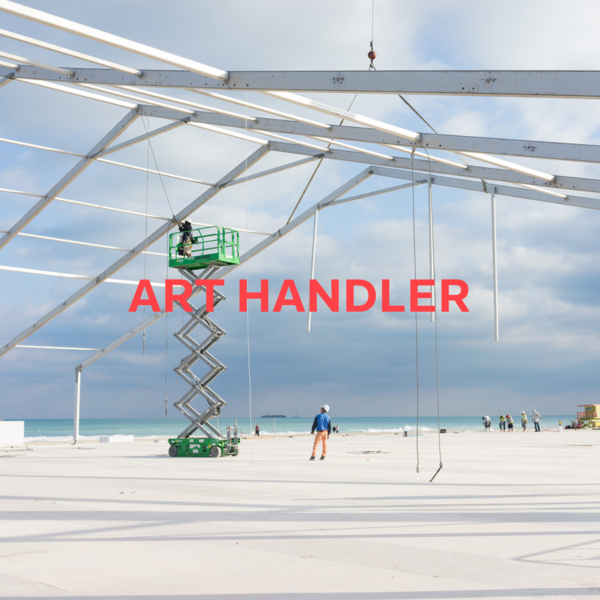 Art Handler - Home