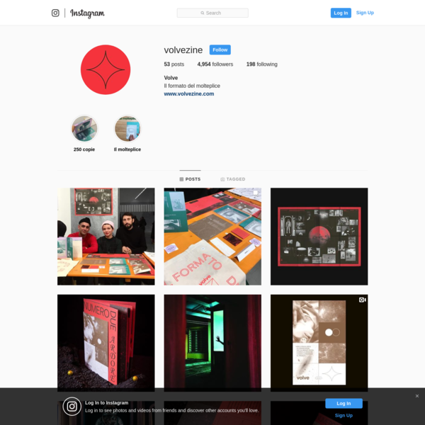 Volve (@volvezine) * Instagram photos and videos