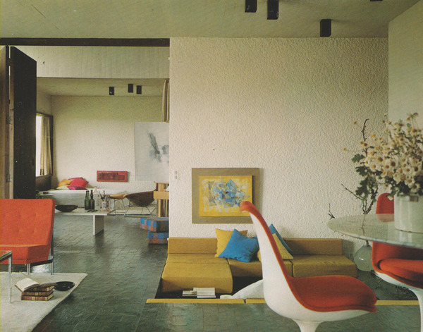 1601 Decorating Ideas For Modern Living (1973) - Gerd Hatje and Peter Kaspar