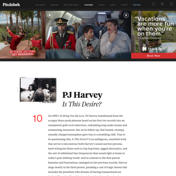 The 50 Best Albums of 1998 | Pitchfork
