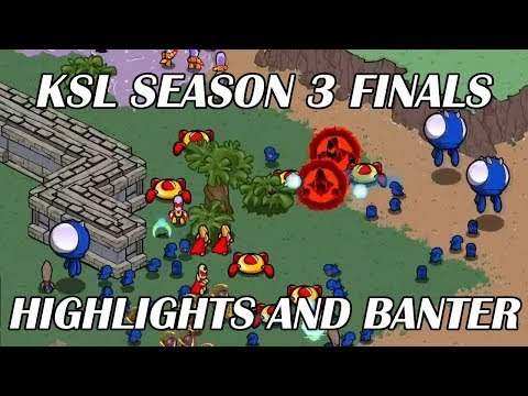 Tasteless and Artosis - KSL Season 3 Grand Finals - Highlights and Banter