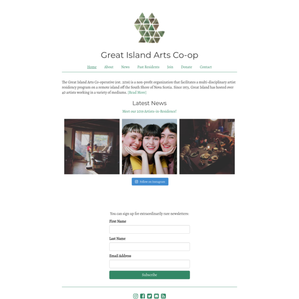 Great Island Arts Co-op | Welcome to Great Island Arts