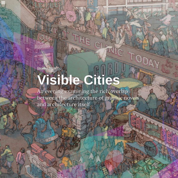 Visible Cities | Architecture Foundation