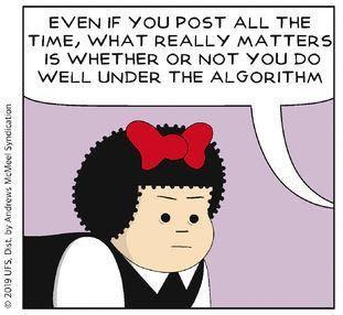 Nancy vs The Algorithm