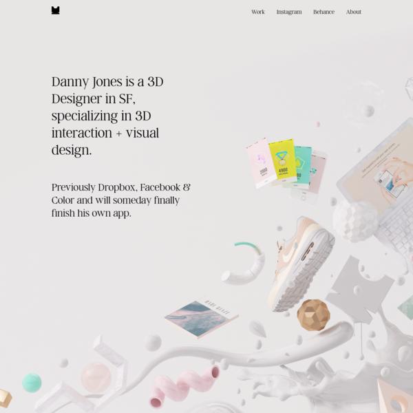 YASLY / Works of Danny Jones