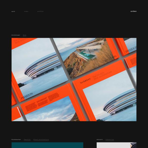 Order - Design