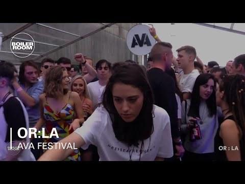 Or:la Boiler Room x AVA Festival DJ Set