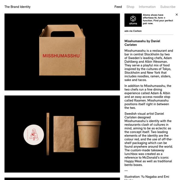 Misshumasshu by Daniel Carlsten - The Brand Identity