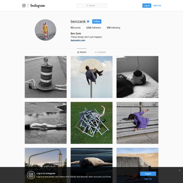 Ben Zank (@benzank) * Instagram photos and videos