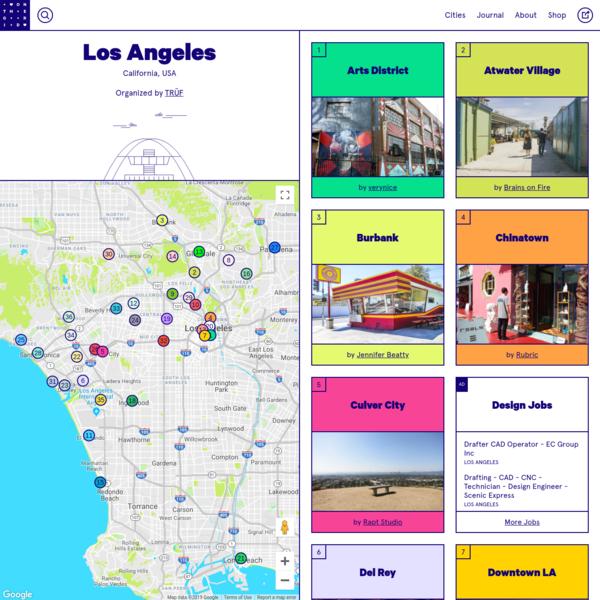 On the Grid : Los Angeles