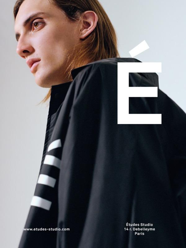 Études Studio N.7 AW15 Campaign