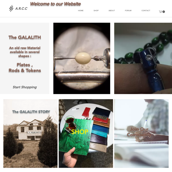 galalith store - galalith online