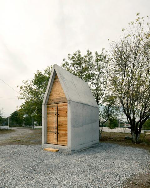 Tiny Chapel La Providencia
