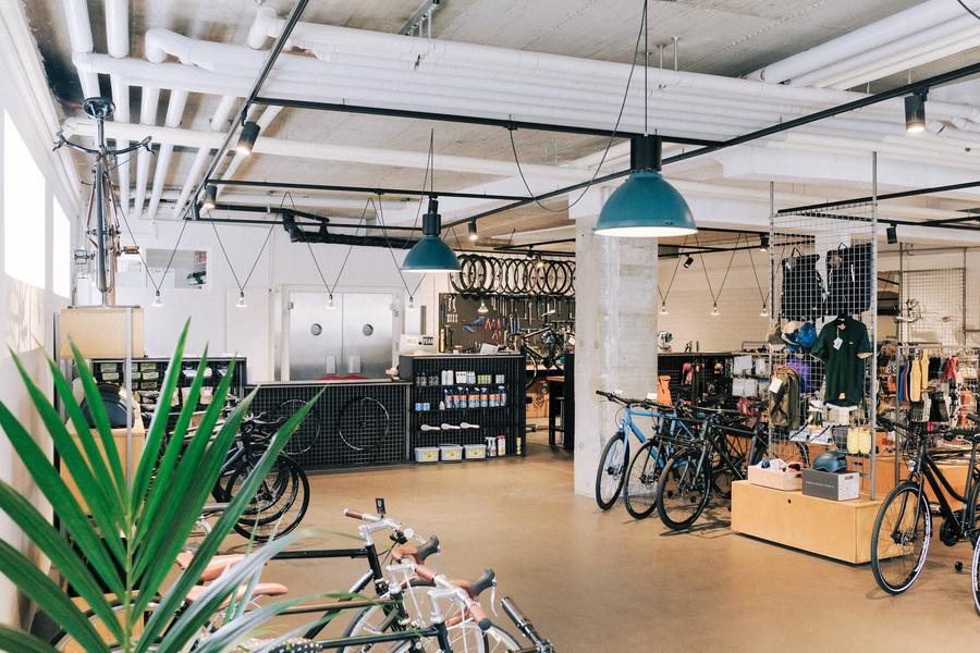 Raphael Kadid, Cycling Store