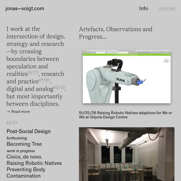 Journal - jonas-voigt.com