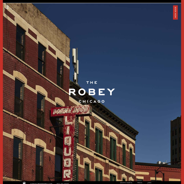 THE ROBEY CHICAGO