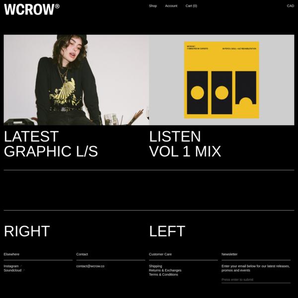 WCROW®